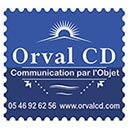 Orval Création Diffusion Logo
